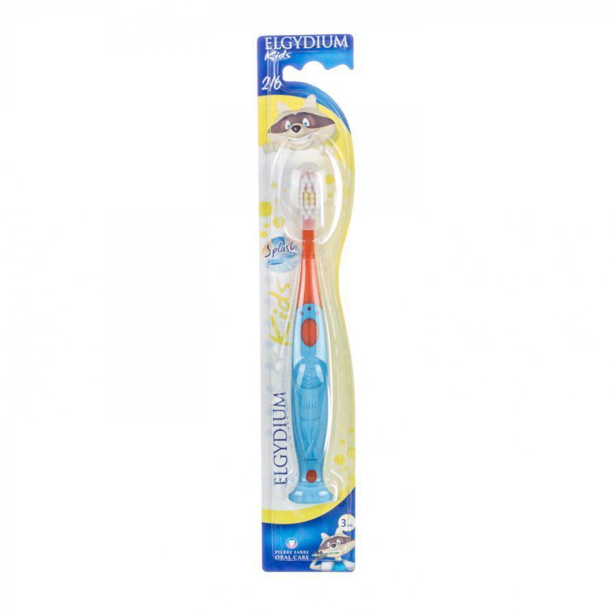 Elgydium Kids 2-9 jaar tandenborstel