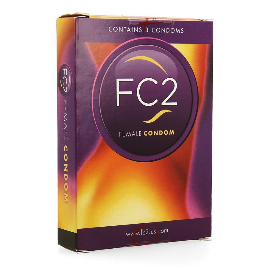 Image of Femidom condoom vrouwen