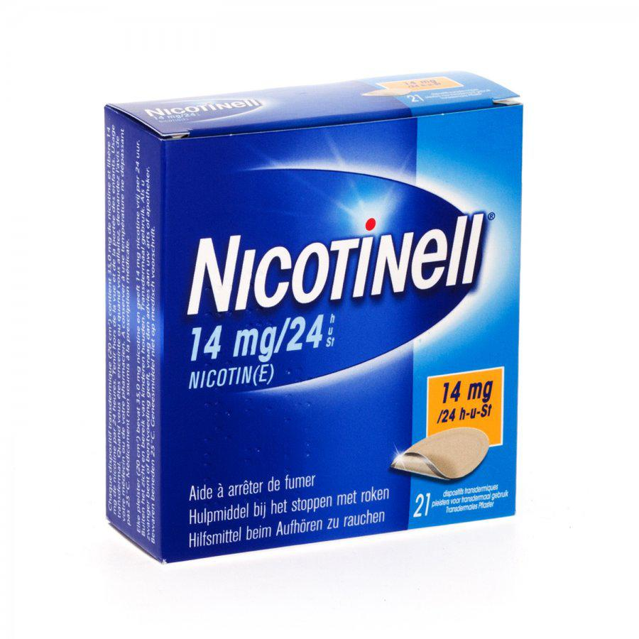 Nicotinell tts 14