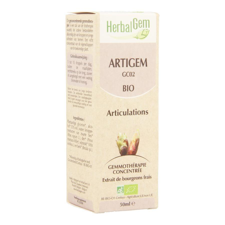 Image of Herbalgem artigem complexe articulations