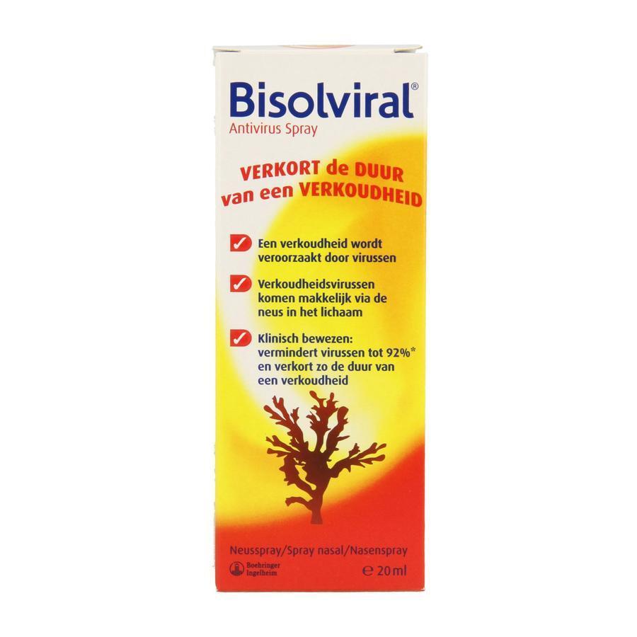 Bisolviral Antivirus Spray 20ml