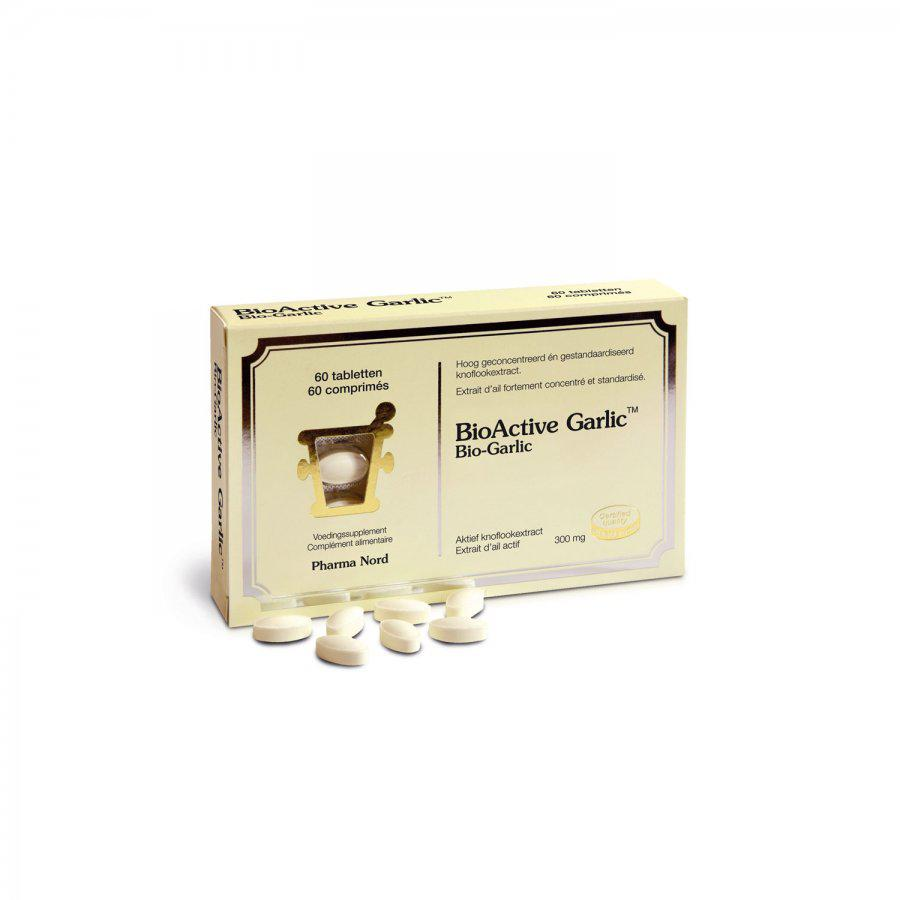 Image of BioActive Garlic Pharma Nord