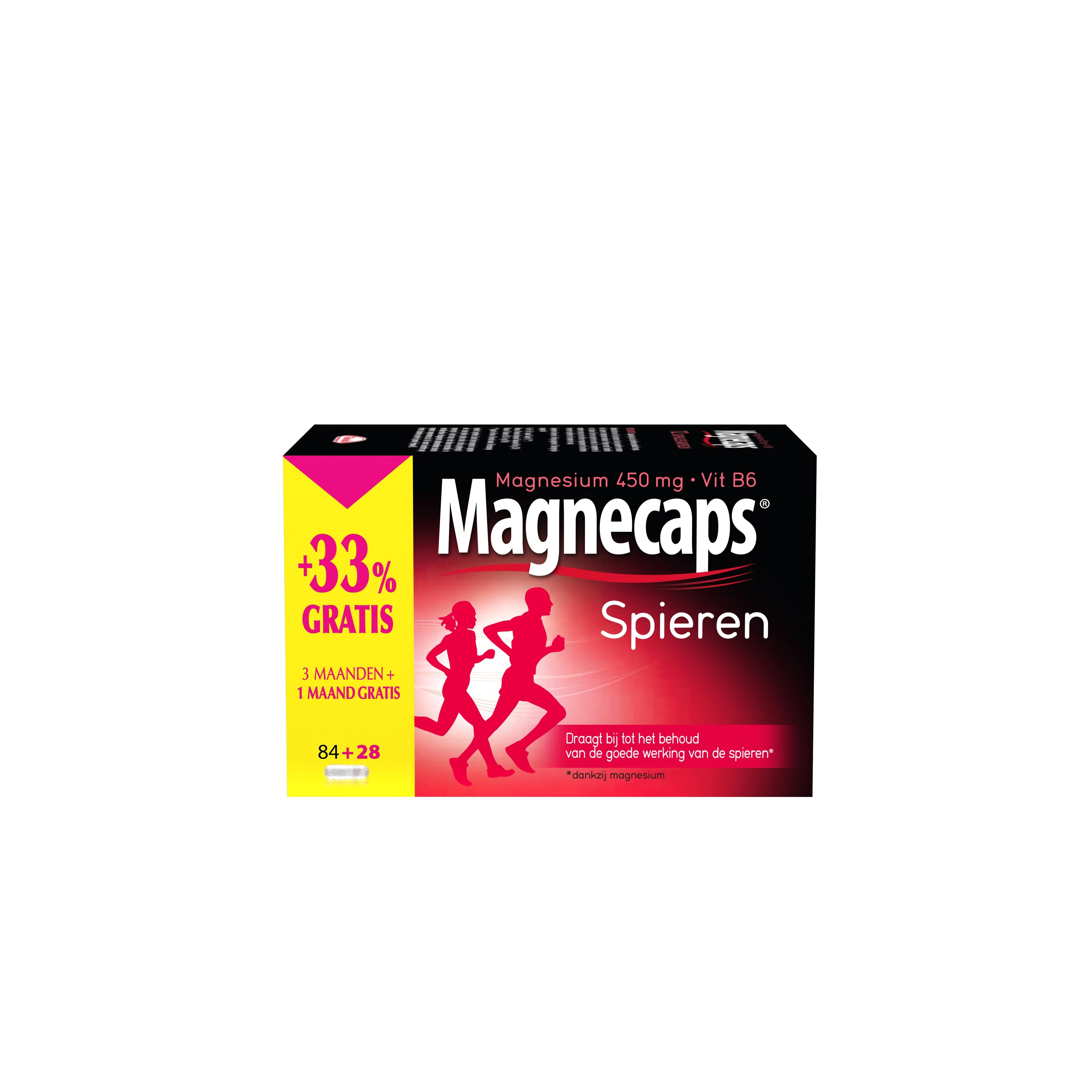 Image of Magnecaps Spieren Promo