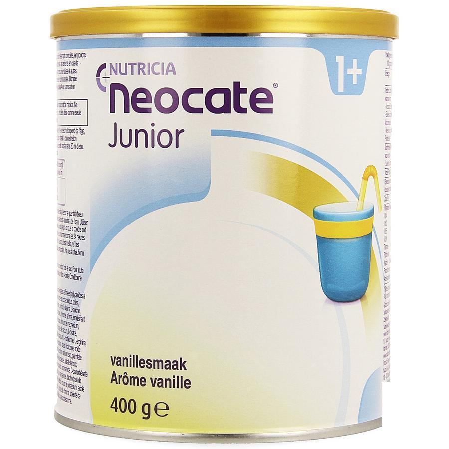 Image of Nutricia Neocate Junior vanille