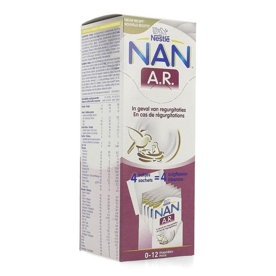 Image of NAN AR 0-12 MOIS