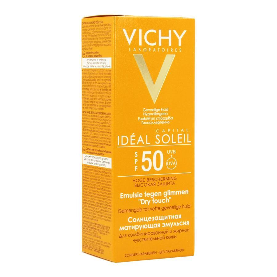 Vichy Capital soleil Dry touch SPF50+