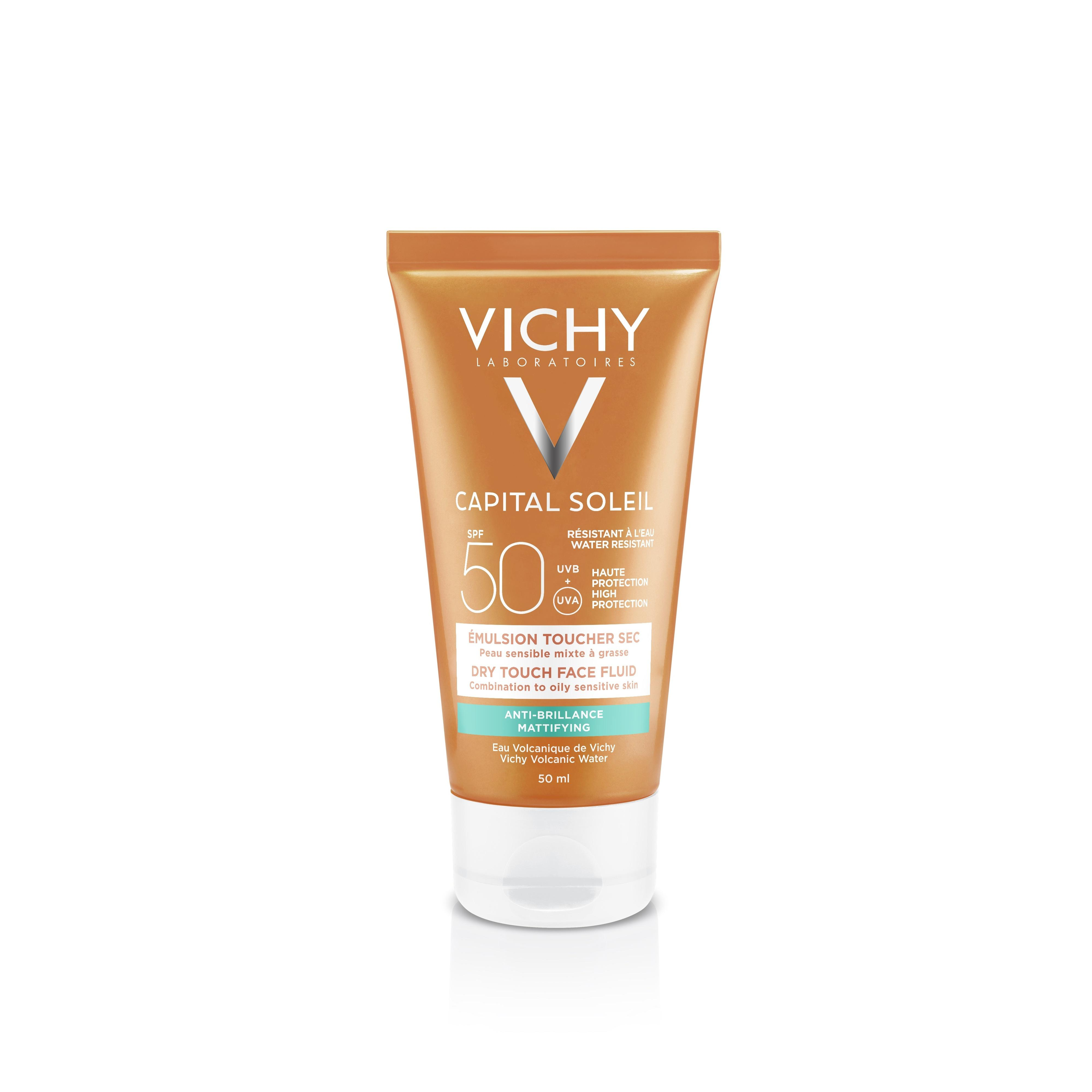 Image of Vichy Capital Soleil Dry touch SPF50+