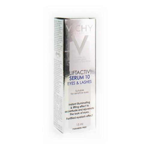 Vichy Liftactiv Serum Oog-wimper 15ml