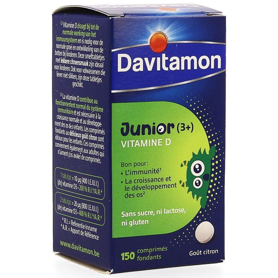 Image of Davitamon Junior D3