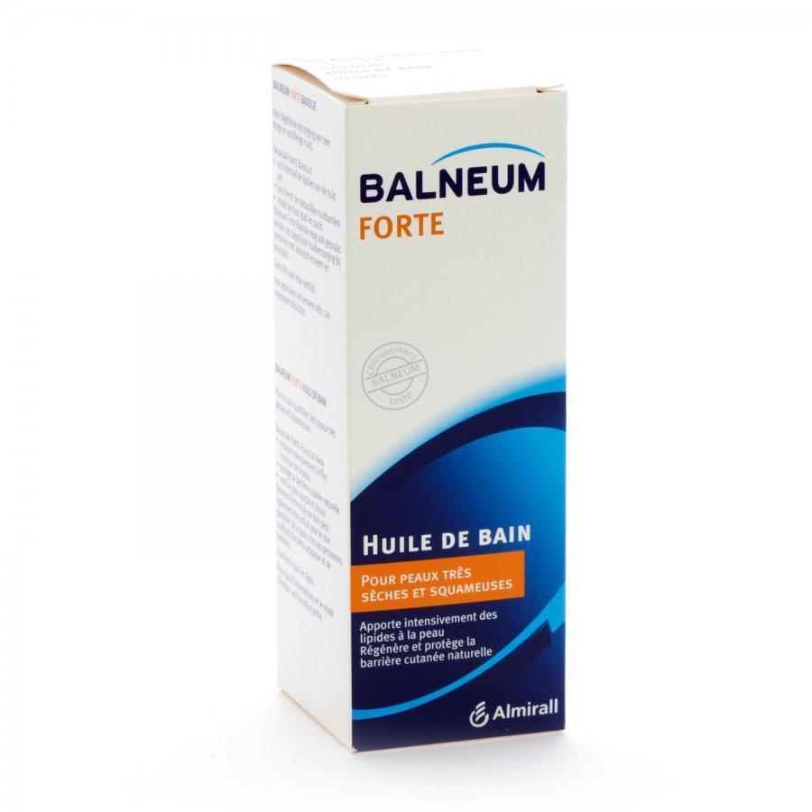 Image of Balneum Forte huile bain
