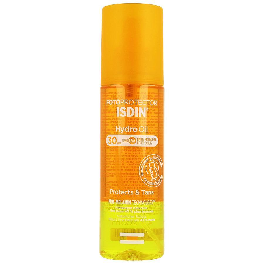 Image of Isdin Fotoprotector Hydro oil SPF30