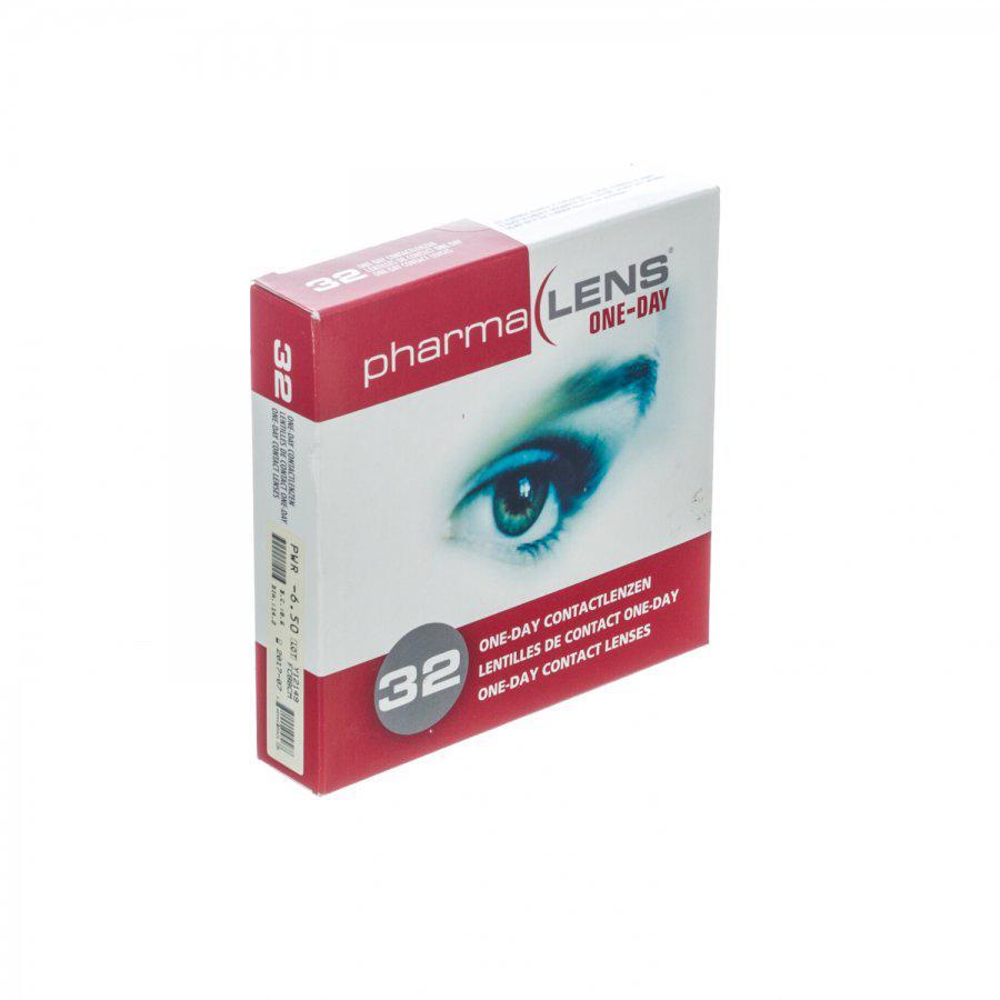 Pharmalens daglenzen -6,50