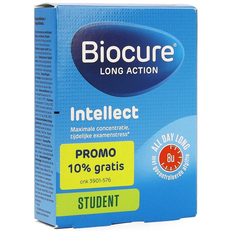 Image of Biocure Intellect LA Étudiant Promo