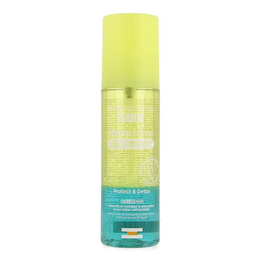 Image of Isdin Fotoprotector Hydro lotion SPF50+