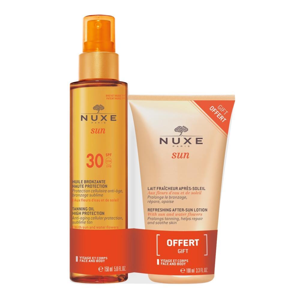 Image of Nuxe Sun Huile bronzante SPF30 Promo