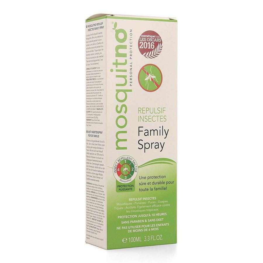 Image of Mosquitno Insect Repellent Family