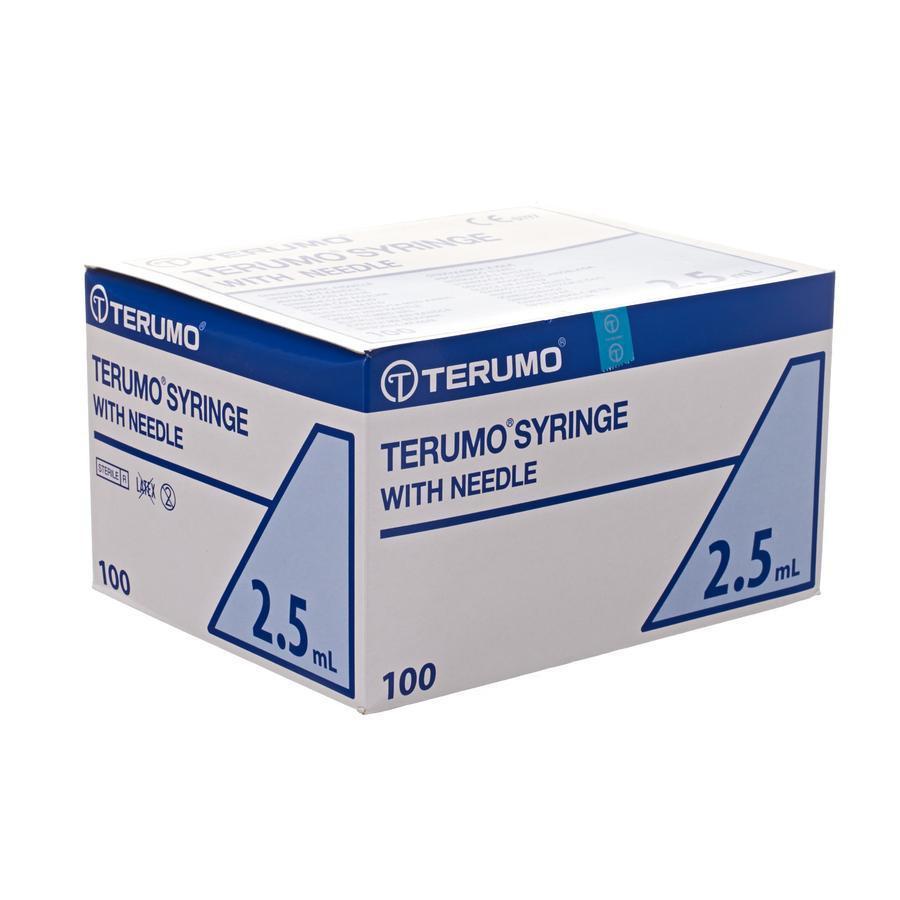 Image of Terumo Spuit 2ml + naald 21G1/2