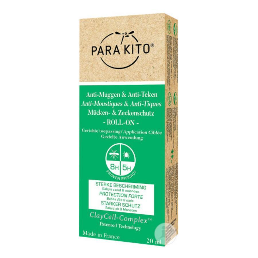 Image of PARA KITO ANTI-MOUSTIQUES ROLL-ON ZONES