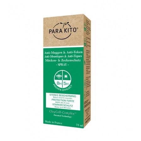 Image of Parakito Anti-muggen en teken