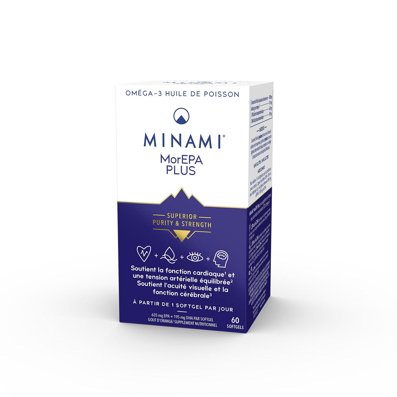 Image of Minami MorEPA Plus