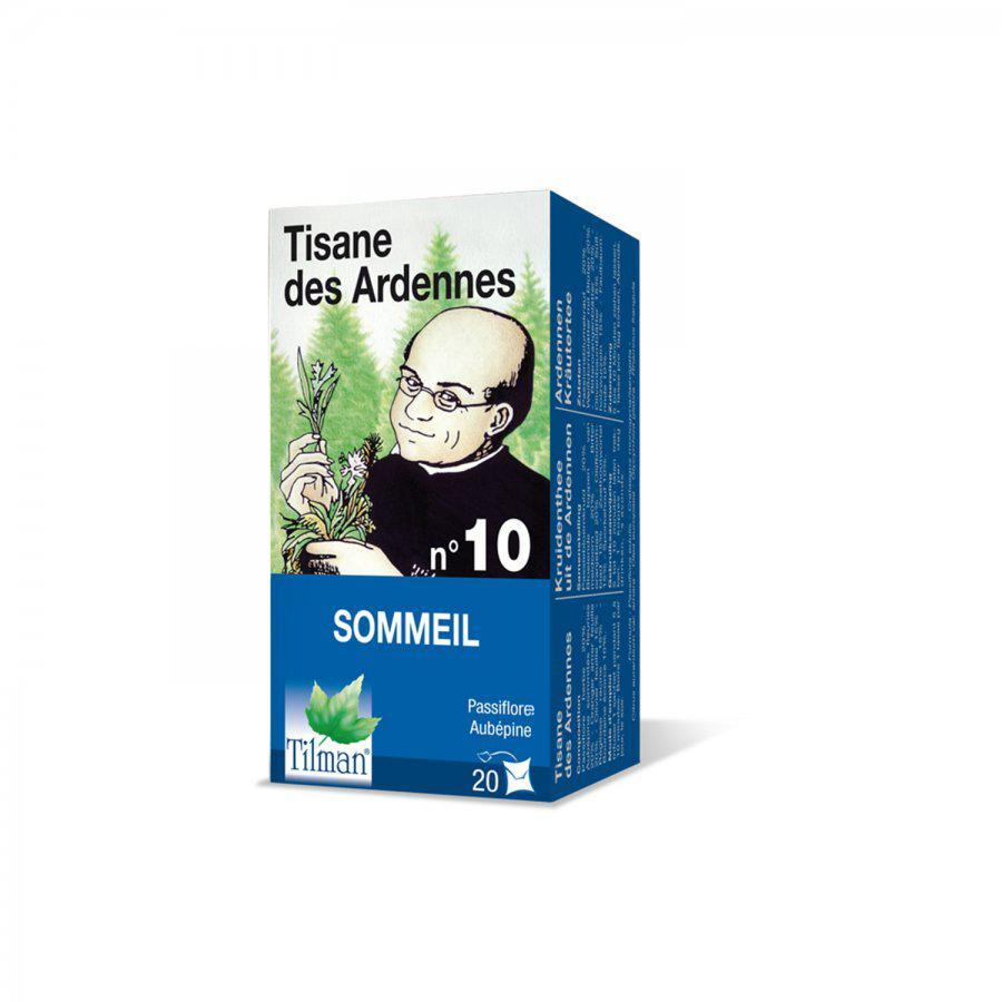 Image of Ardennen thee nr 10 Slaap