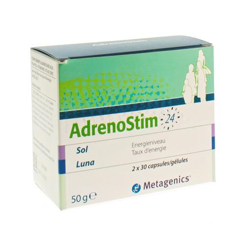 Image of Metagenics Adrenostim 24