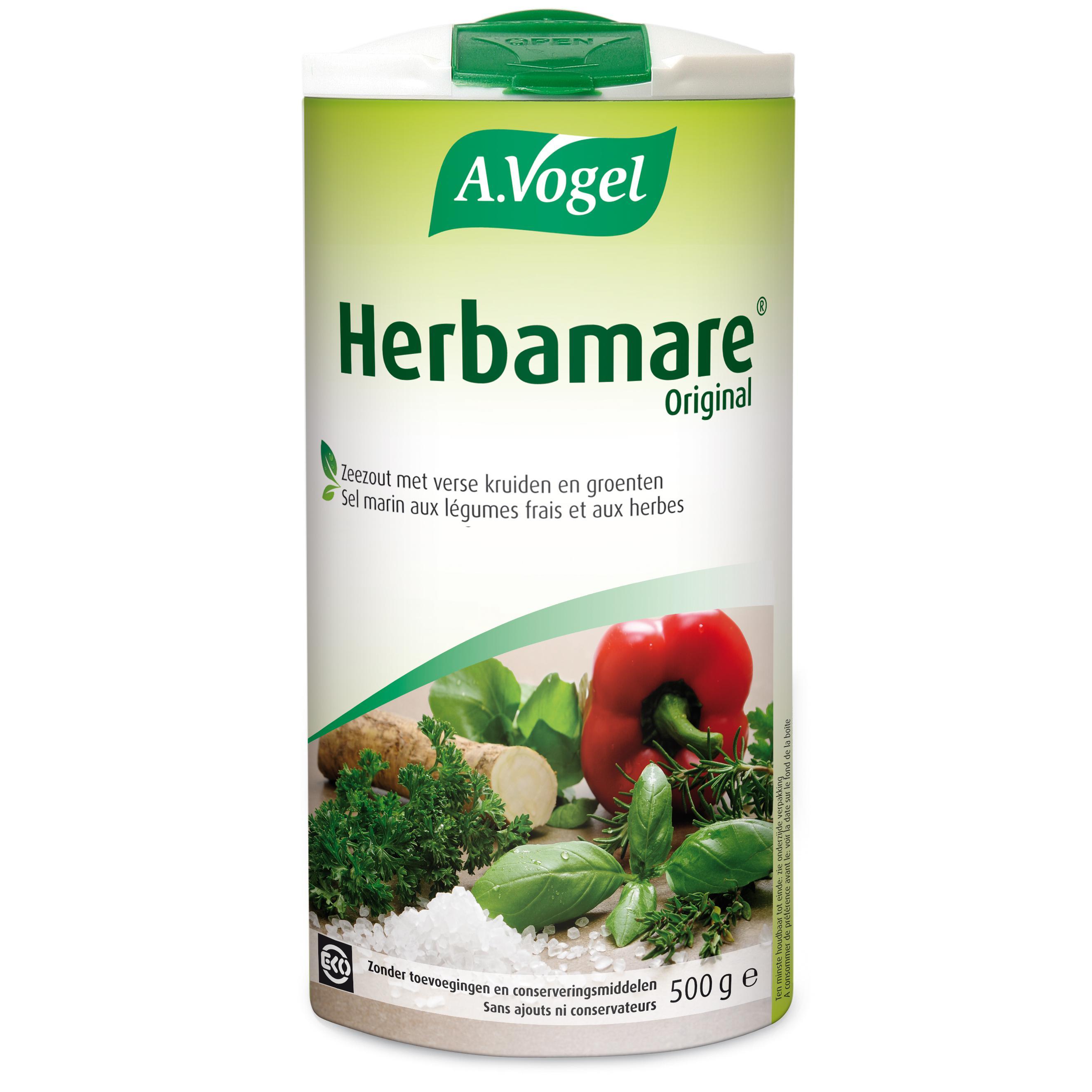 A.Vogel Herbamare Original Kruidenzout 500gram
