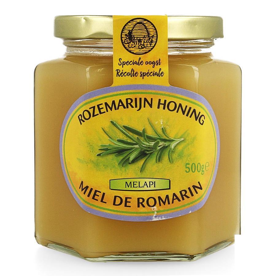 Image of Melapi miel au romarin