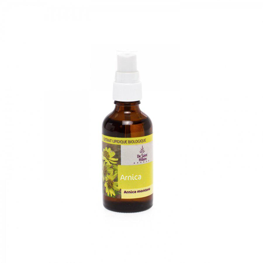 Image of Arnica huile bio spray