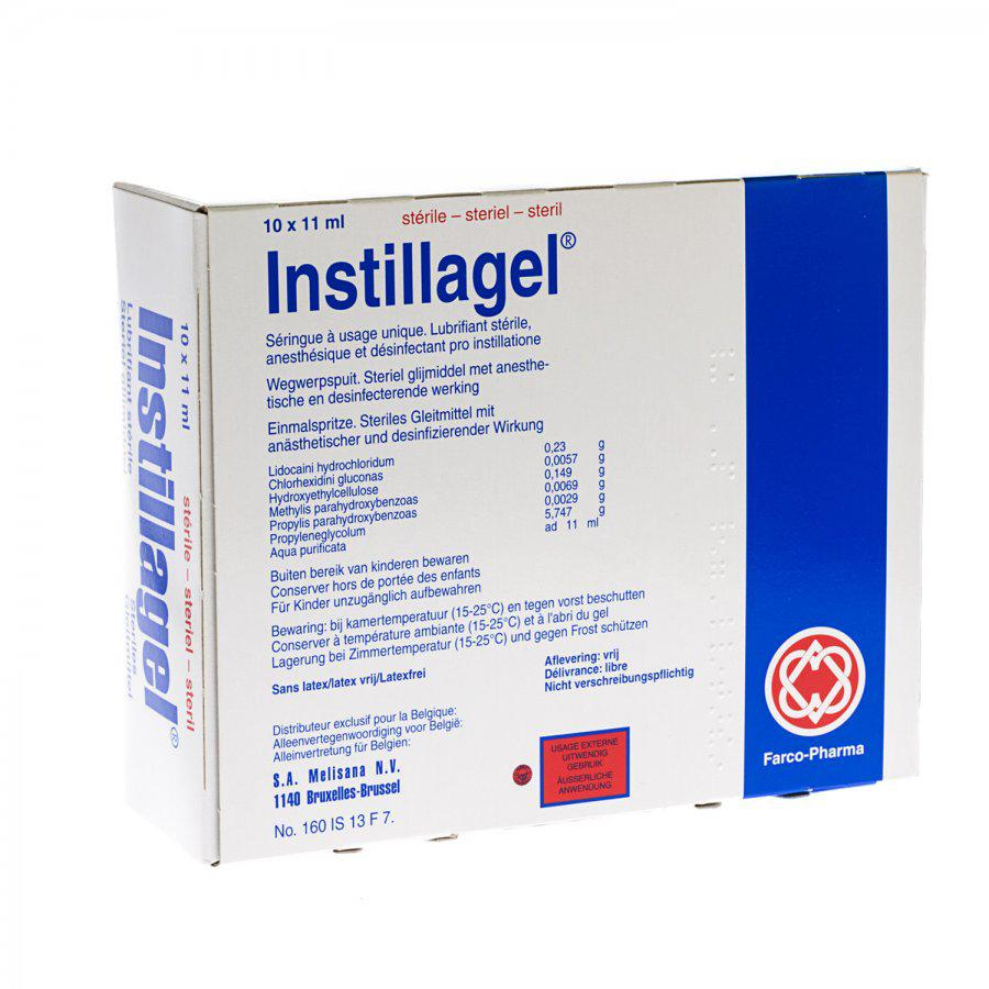 Image of Instillagel glijmiddel