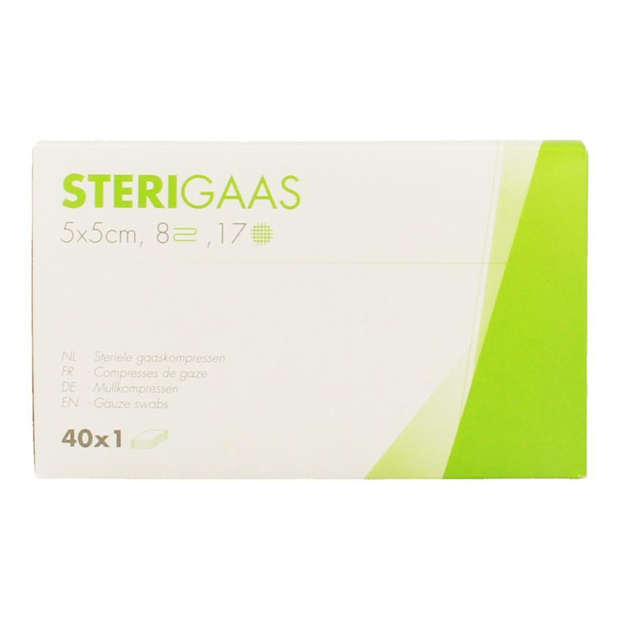 Image of Sterigaas kompressen 5x5cm