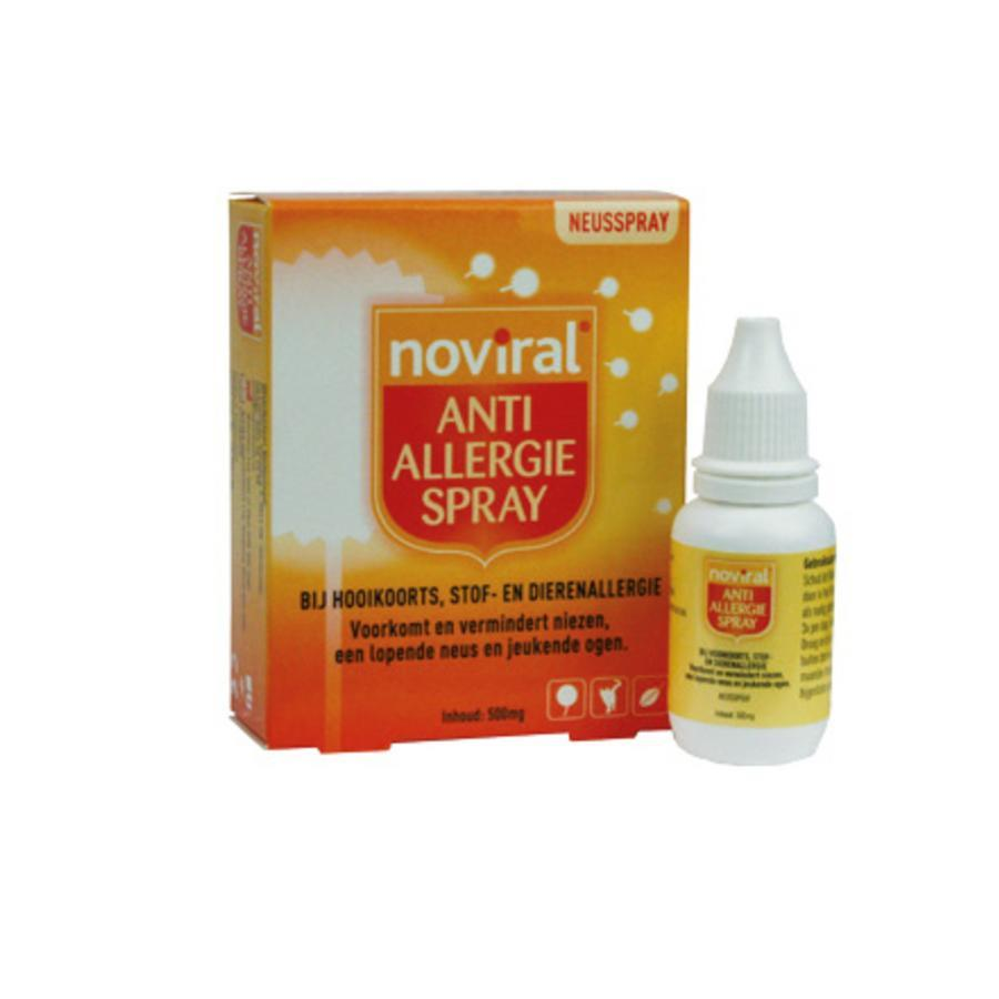 Image of Noviral Anti allergie 0,8g