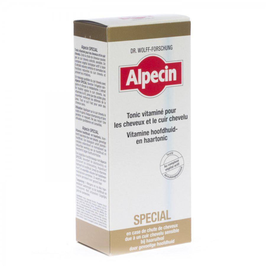 Image of Alpecin spécial lotion
