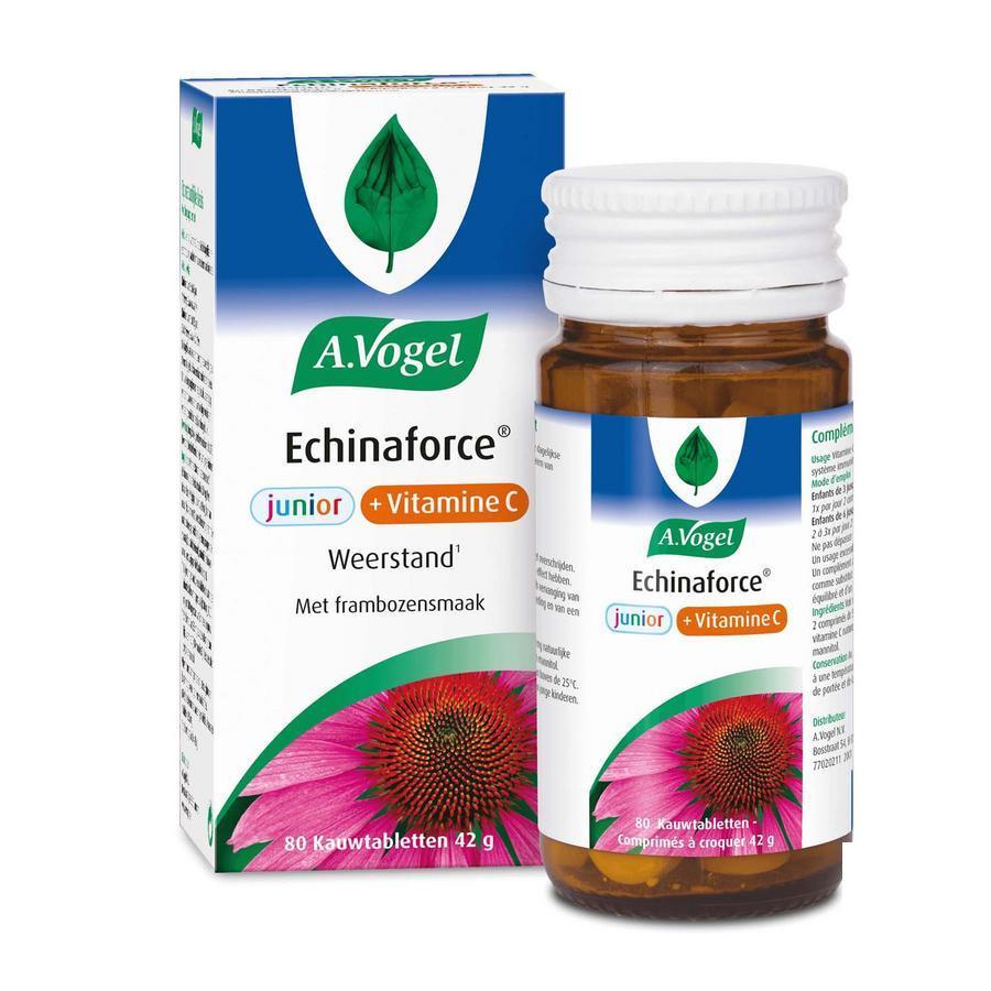 A.Vogel Echinaforce junior + vitamine C