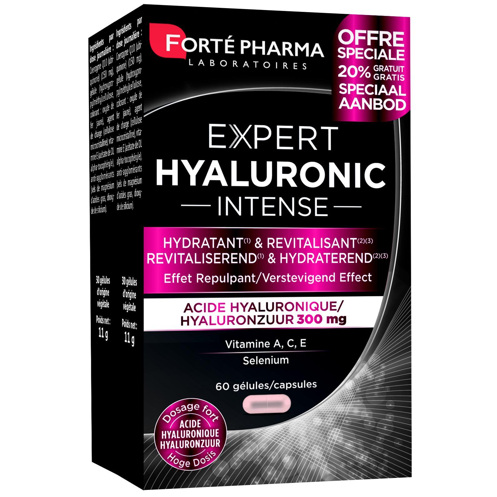 Forté Pharma Expert Hyaluronic Intense