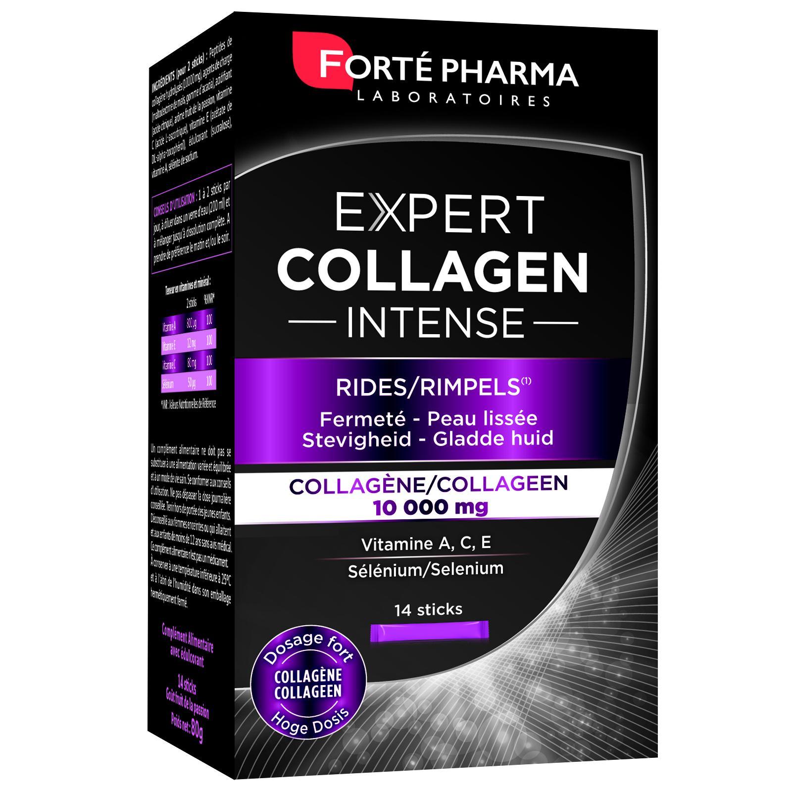 Forté Pharma Expert Collagen Intense