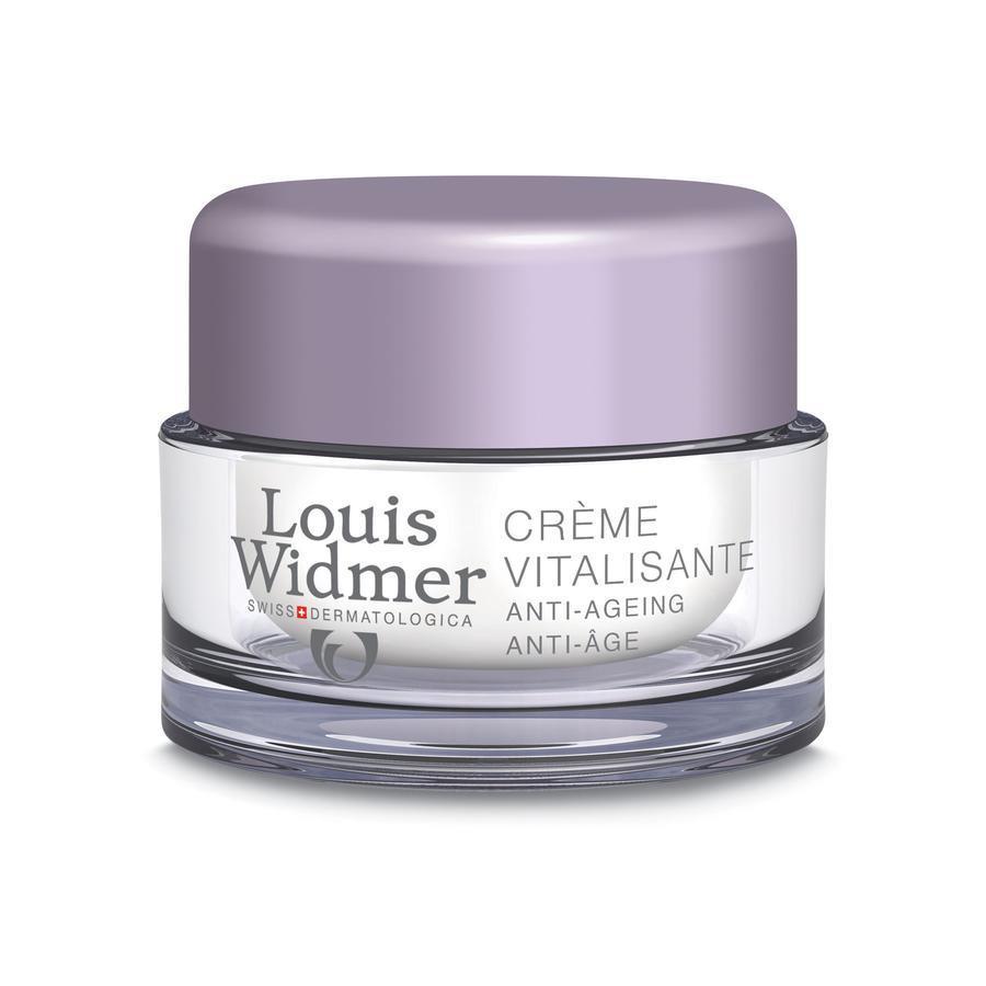 Louis Widmer Crème vitalisante zonder parfum