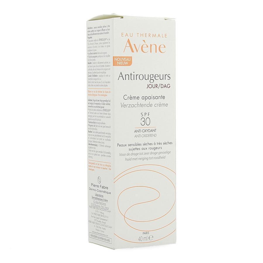 Image of Avène Anti-rougeur dagcrème SPF30