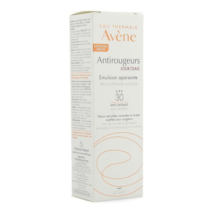 Image of AVENE ANTIROUGEUR JOUR EMULSION