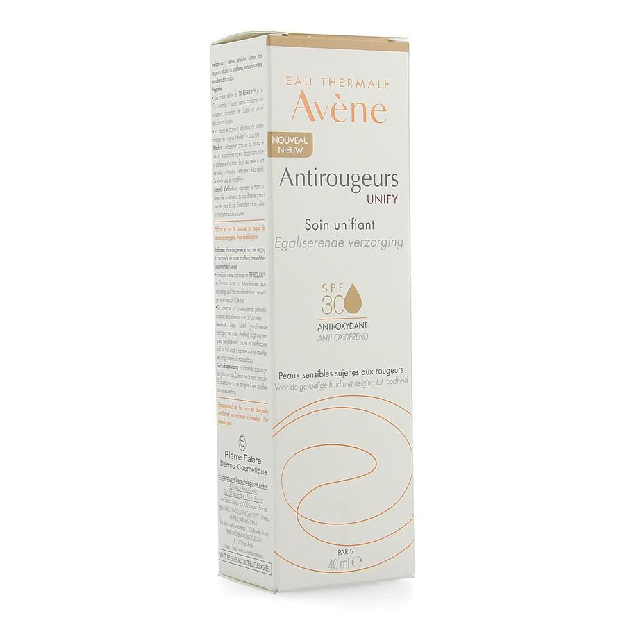 Image of Avène Anti-rougeur unify SPF30