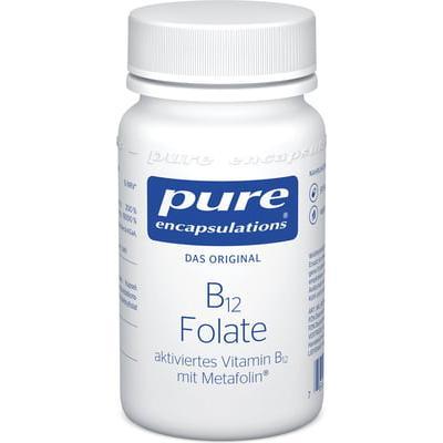 Image of PURE ENCAP B12 ACIDE FOLIQUE PASTILLE