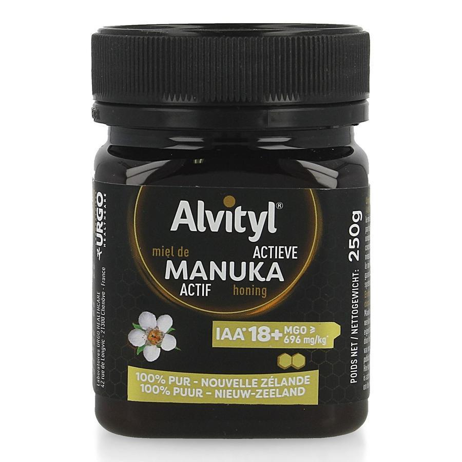 Image of Alvityl Miel de Manuka actif IAA 18+