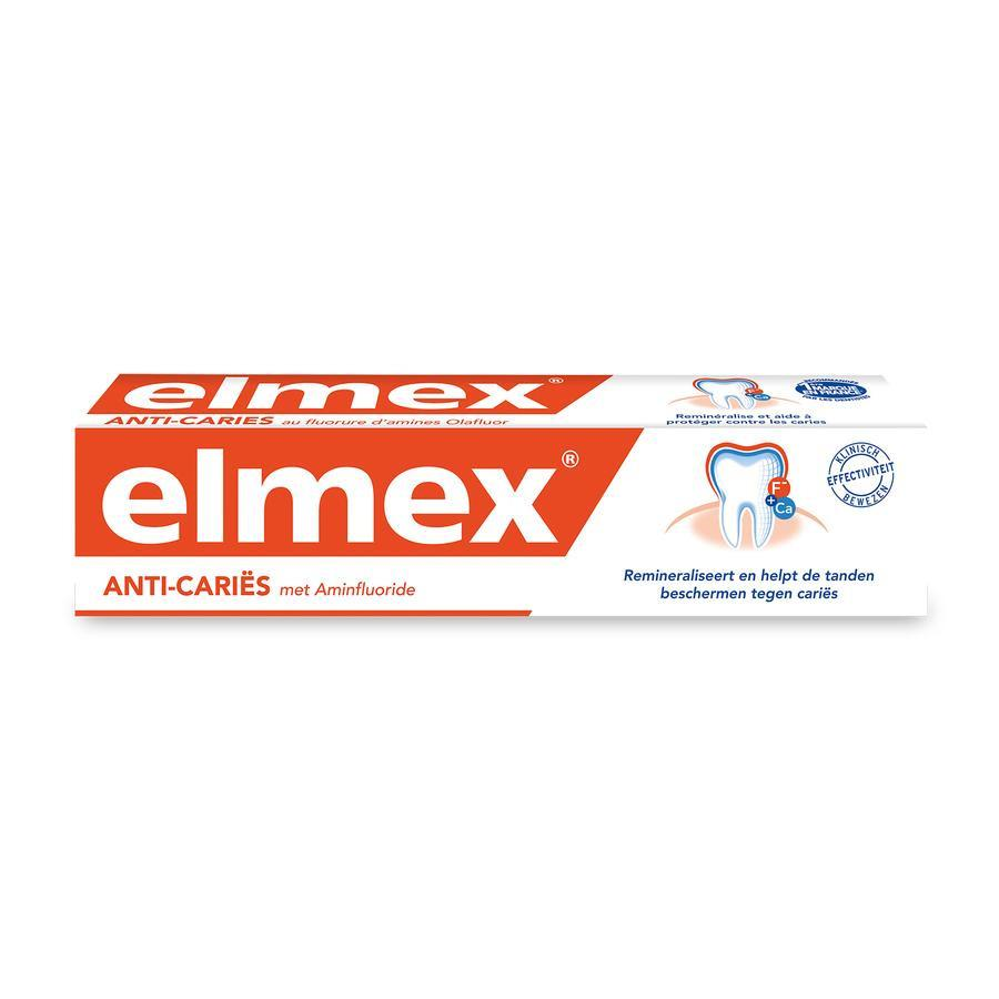 Image of Elmex Anti-cariës tandpasta