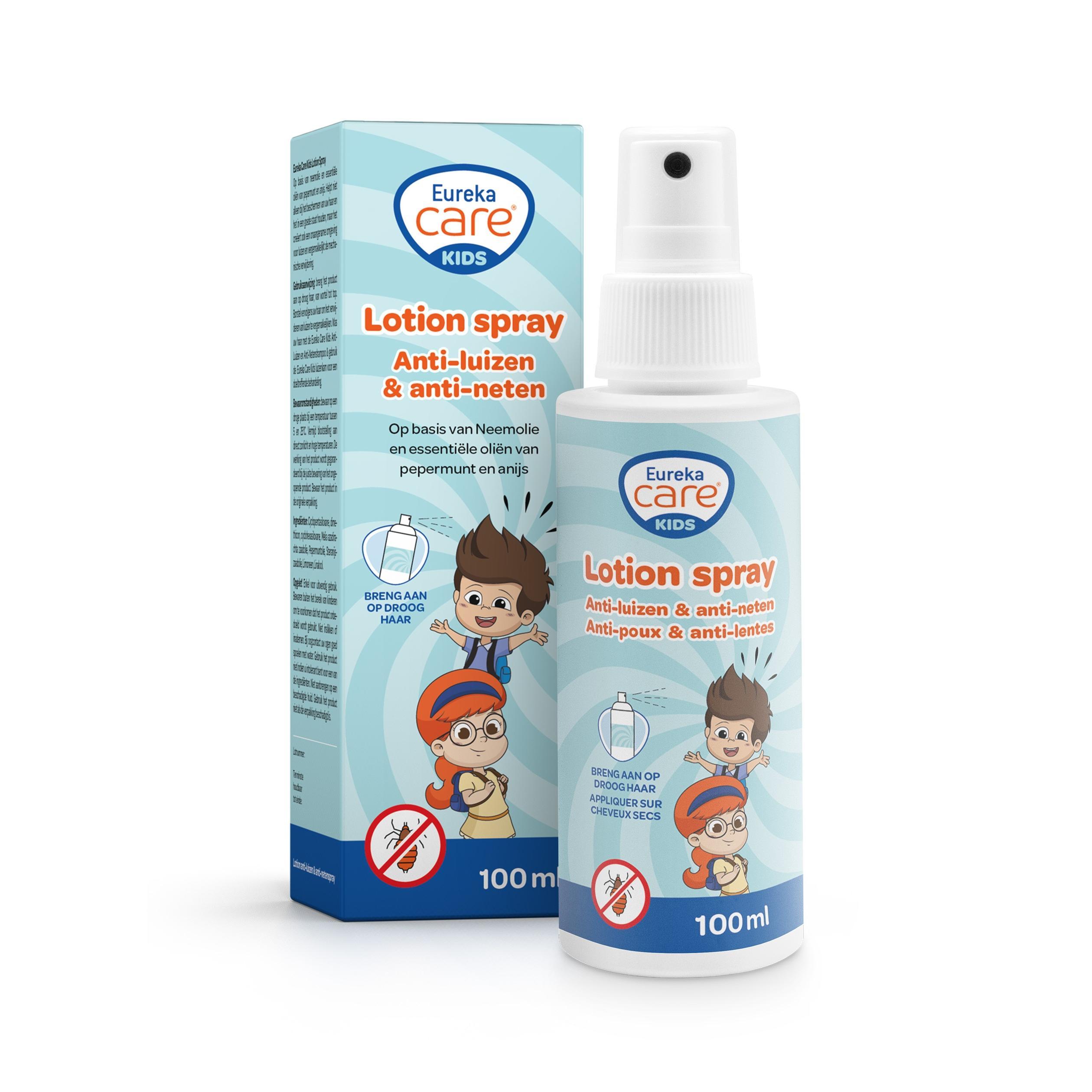 Image of Eureka Care Anti-luizen en neten lotion