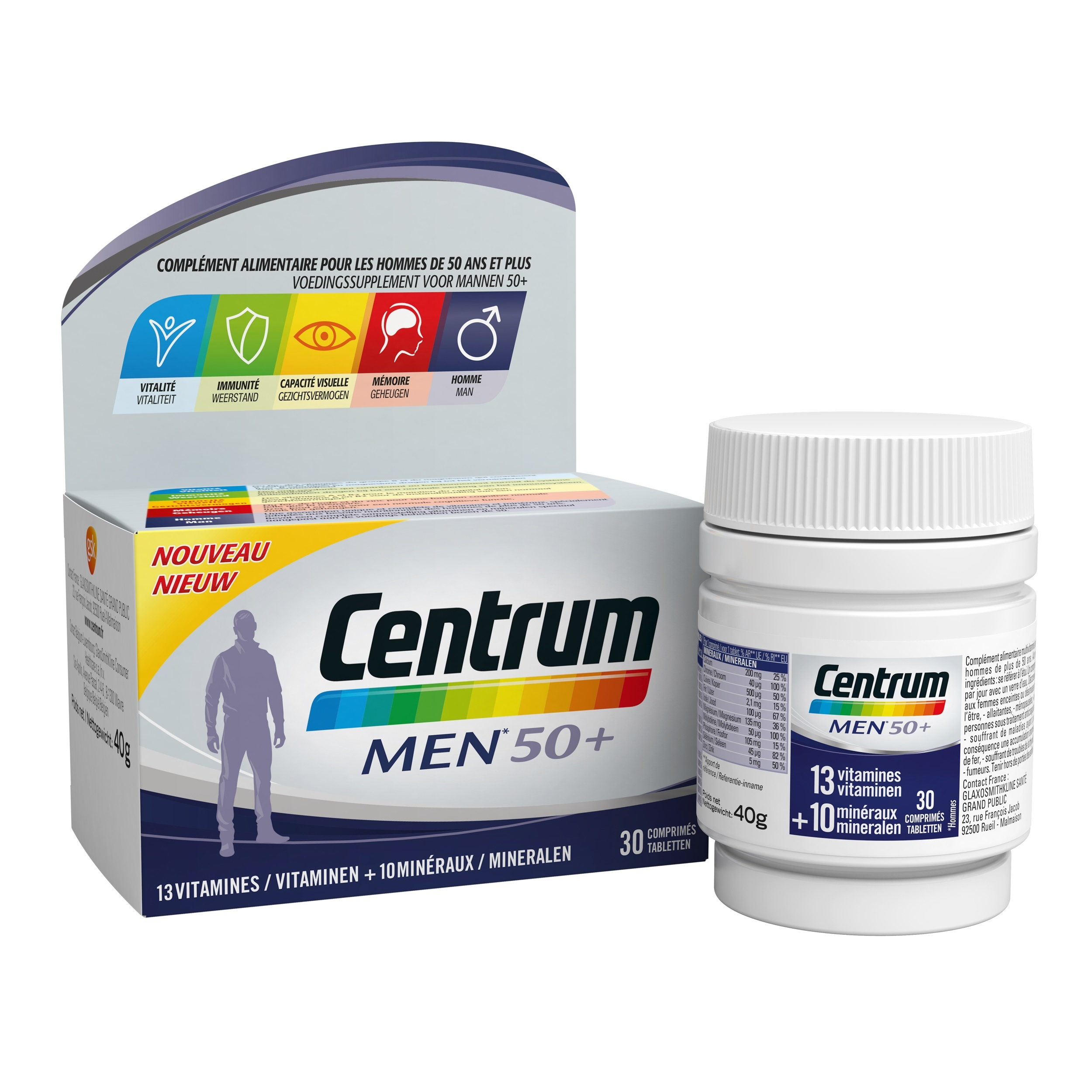 Image of Centrum Men 50+