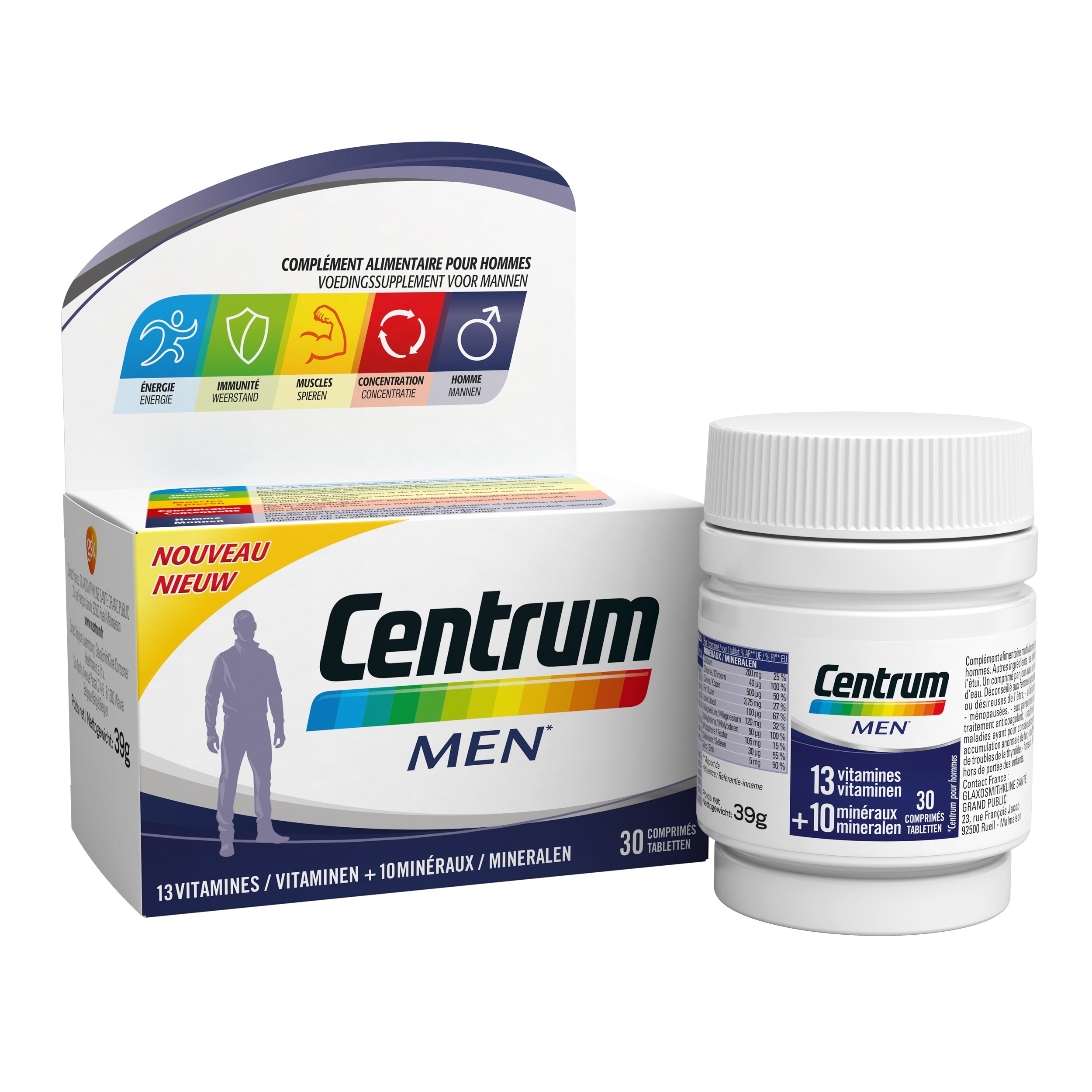 Image of Centrum Men