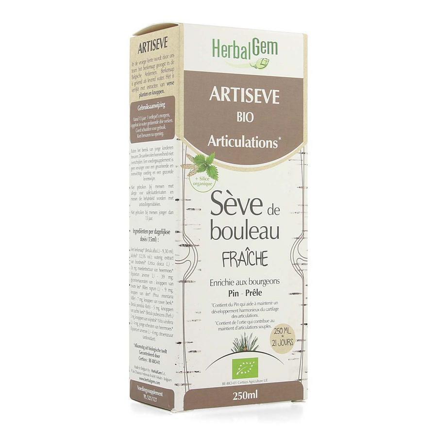 Image of Herbalgem Artiseve bio