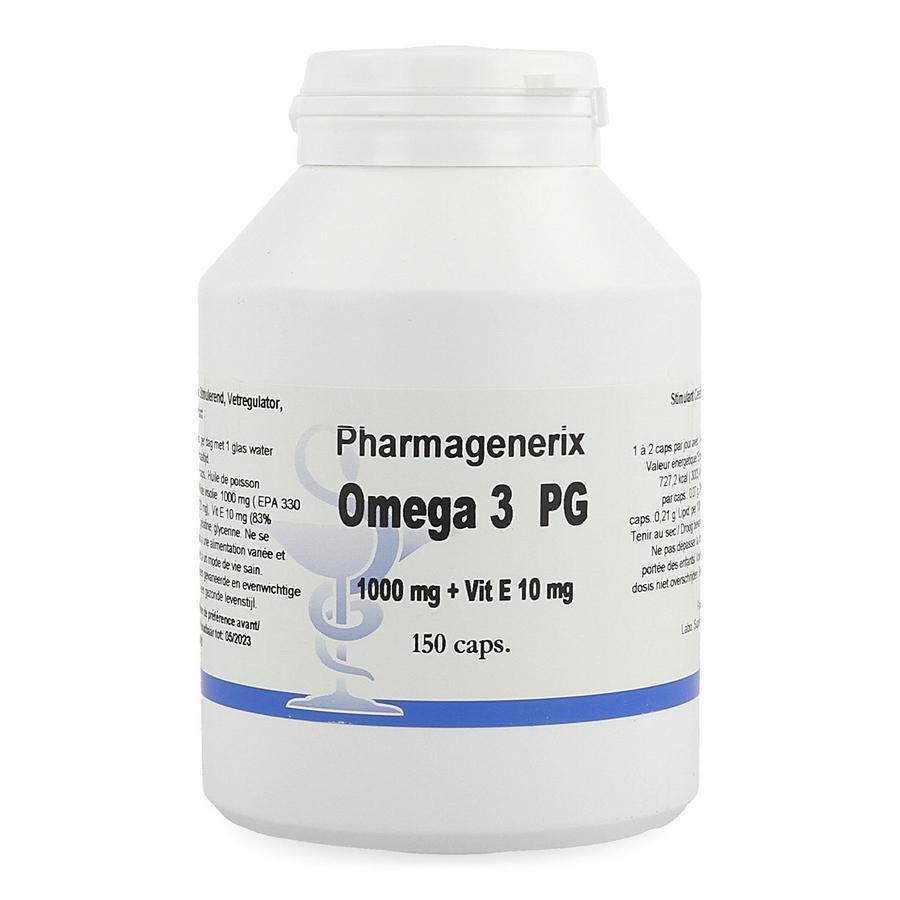 PharmaGenerix Omega 3 PG