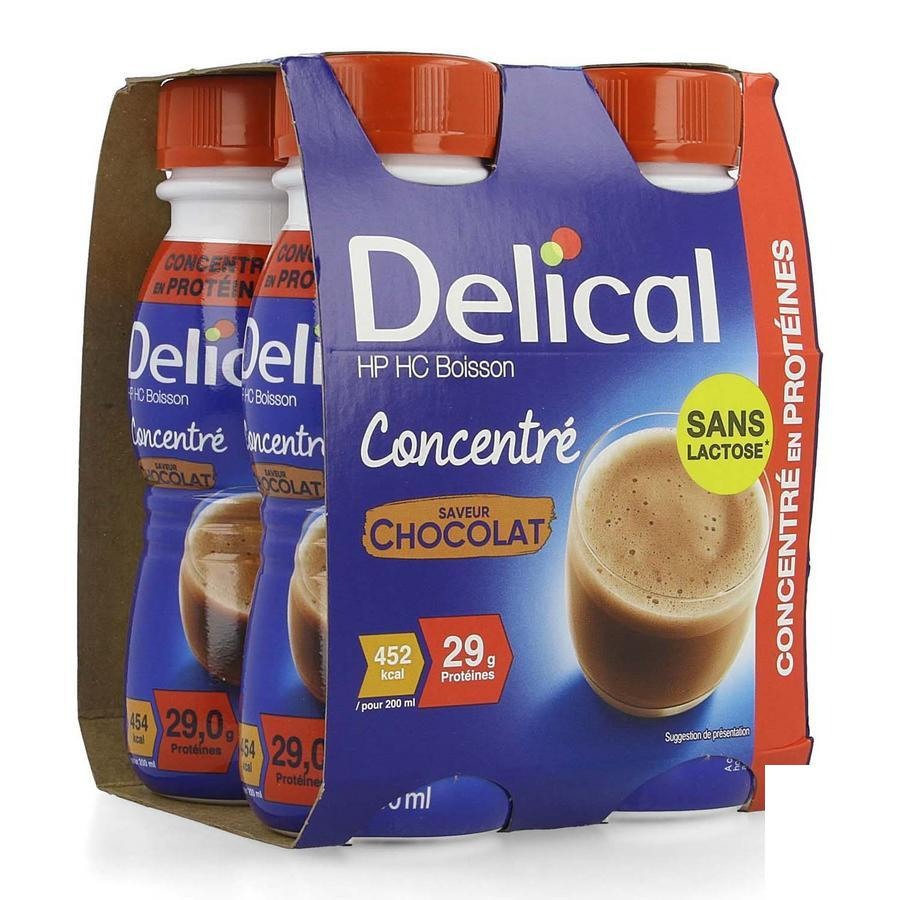 Image of Delical Concentré chocolat
