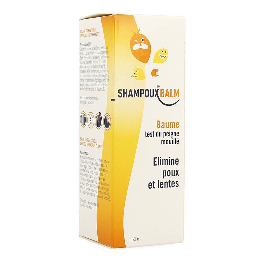 Image of Shampoux Balm méthode peigne mouillé